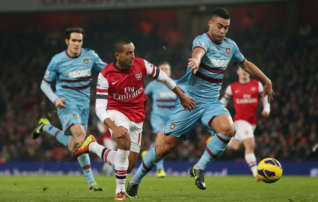 Prediksi Premier League Arsenal vs West Ham United