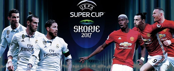 Prediksi Super Cup antara Real Madrid vs Manchester Untied
