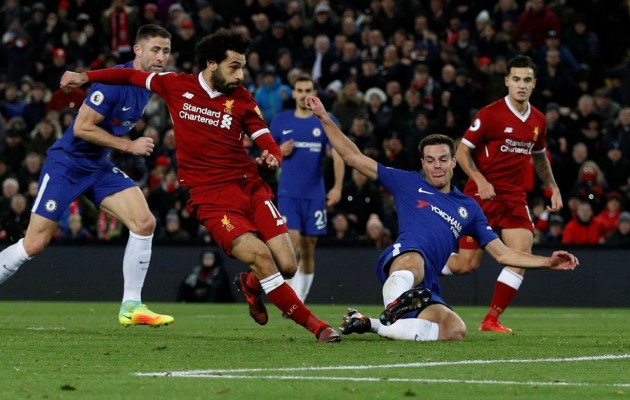 Prediksi pertandingan Liverpool vs Chelsea 14 April